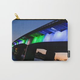 Light the bridge. Carry-All Pouch
