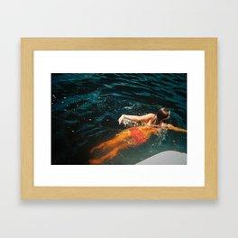 Sweeter Summer Framed Art Print