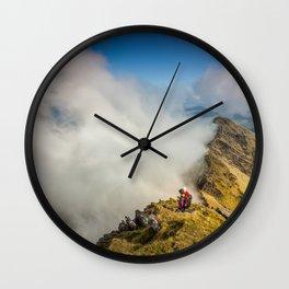 Mount Brandon Kerry Ireland Wall Clock