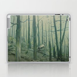 With Canvas Above, We Fall From The Sky Laptop & iPad Skin