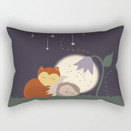 Goodnight Friends Rectangular Pillow