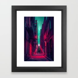 ▲ TRIANGLE ▲ Framed Art Print