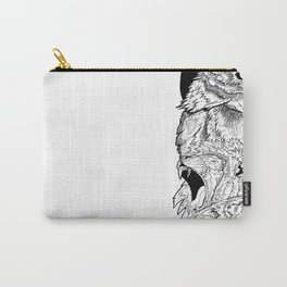Animal totem Carry-All Pouch