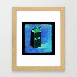 Long Life Love Framed Art Print