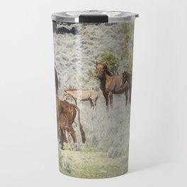 Meeting of the Herds Travel Mug