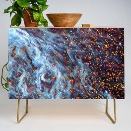 Painted Large Magellanic Cloud Credenza