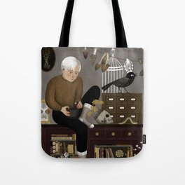 apothecary Tote Bag