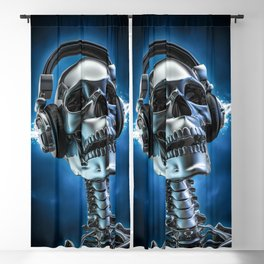 Soul music Blackout Curtain