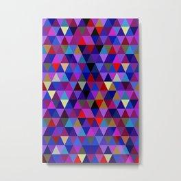 Abstract #212 Metal Print