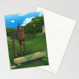 Laputan Bender Stationery Cards