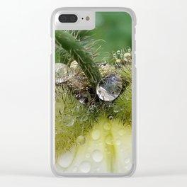 Underside still pretty Clear iPhone Case