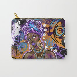 Zawadi Carry-All Pouch