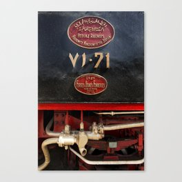 The Hijaz Railway  Canvas Print