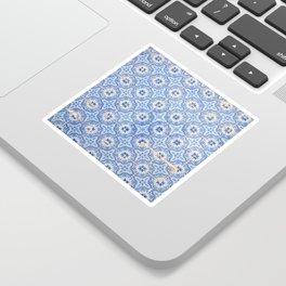 Lisbon tiles Sticker