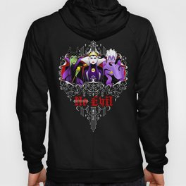 Three Wise Villains Hoody
