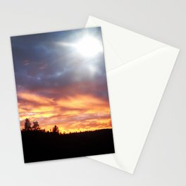 Sunset Extraordinaire Stationery Cards