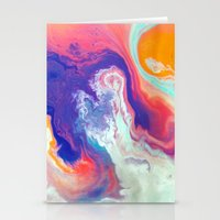 passion Stationery Cards featuring Passion by Kimsey Price