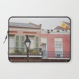 New Orleans Golden Hour in the Quarter Laptop Sleeve