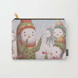 Trumpet Bird Orchestra Carry-All Pouch