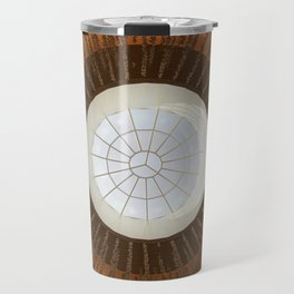 Dubai skylight Travel Mug