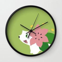 Shaymin Wall Clock