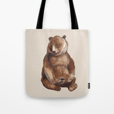 Brother Bear Tote Bag