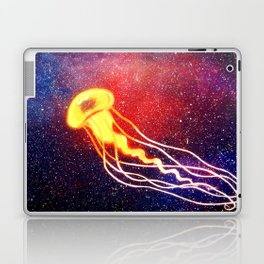 Space JellyFish Laptop & iPad Skin