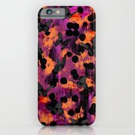 Lysergic Butterflies iPhone Case