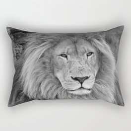Big Lion male 80494 Rectangular Pillow