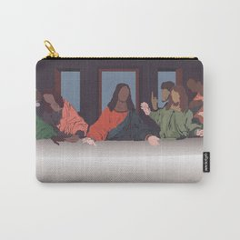 Jesus Black Life Didn't Matter. Carry-All Pouch