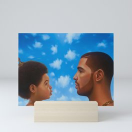 Drake Nothing Was The Same Mini Art Print