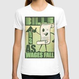 Wealth Divide T-shirt