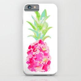 Pineapple Fiesta iPhone Case