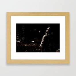 Rifo Salute/Bloody Beetroots Framed Art Print