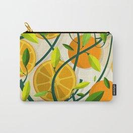 Mediterranean Oranges Carry-All Pouch