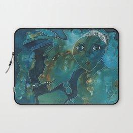 Feeding Dragons Laptop Sleeve
