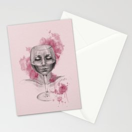 Till I disappear Stationery Cards