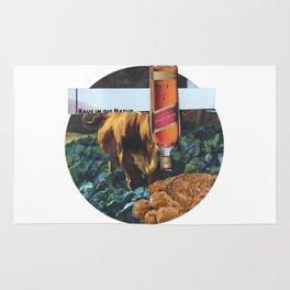 Kuh, Koller, Collage 2 Rug