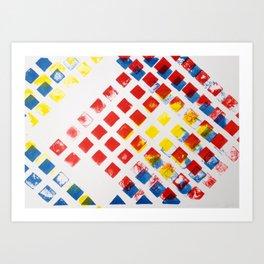 Math series, six Art Print