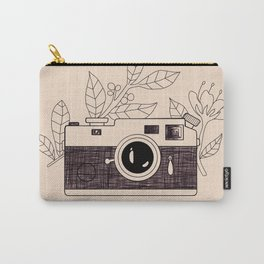 Catch the moment Carry-All Pouch