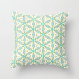 Claudine Beach Throw Pillow