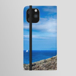 Ardnamurchan Lighthouse 2 iPhone Wallet Case