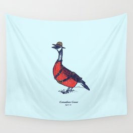 Canadian Goose Wall Tapestry