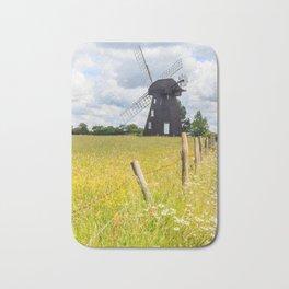 Lacey Green windmill, Princes Risborough, Buckinghamshire, England Bath Mat