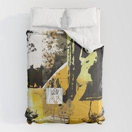 Exquisite Corpse: Round 1  Comforters