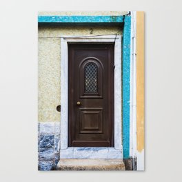 Door No 2 Canvas Print