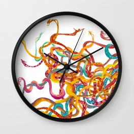 Tapestry of Life Wall Clock