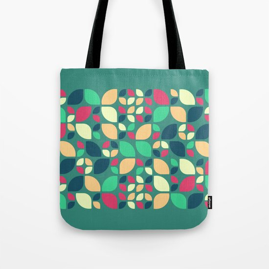 Vintage Spring Pattern II Tote Bag