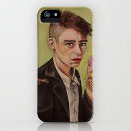 Ice Cream Boy iPhone Case