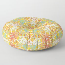 Rise and Shine Floor Pillow